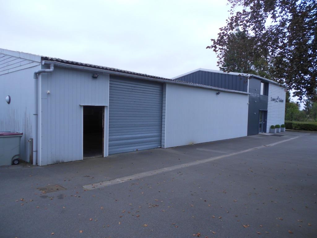Vente maison 59320 Radinghem en weppes - Entrepot 300m2 sur secteur recherché