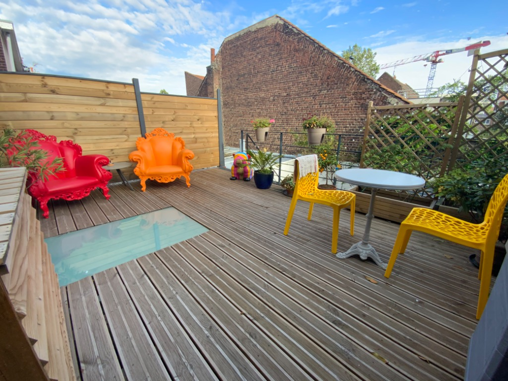 Vente maison 59000 Lille - Une maison rénovée avec goût