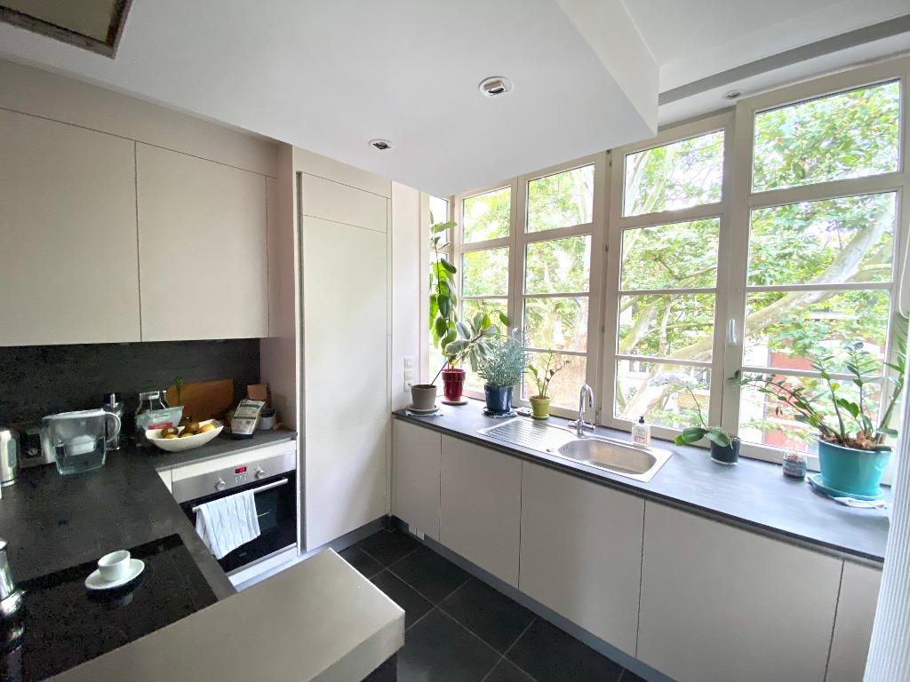 Vente appartement - T2 avec garage Jean Baptiste Lebas