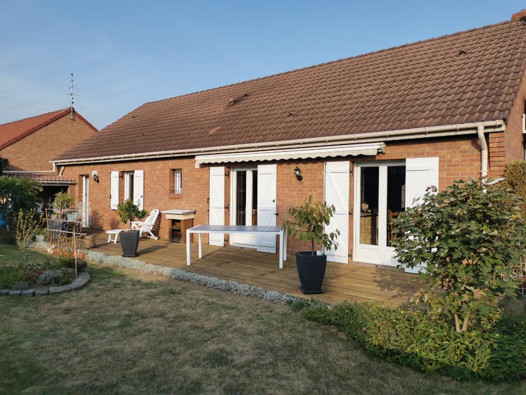 Vente maison 62410 Wingles - Superbe plain pied individuel à Wingles
