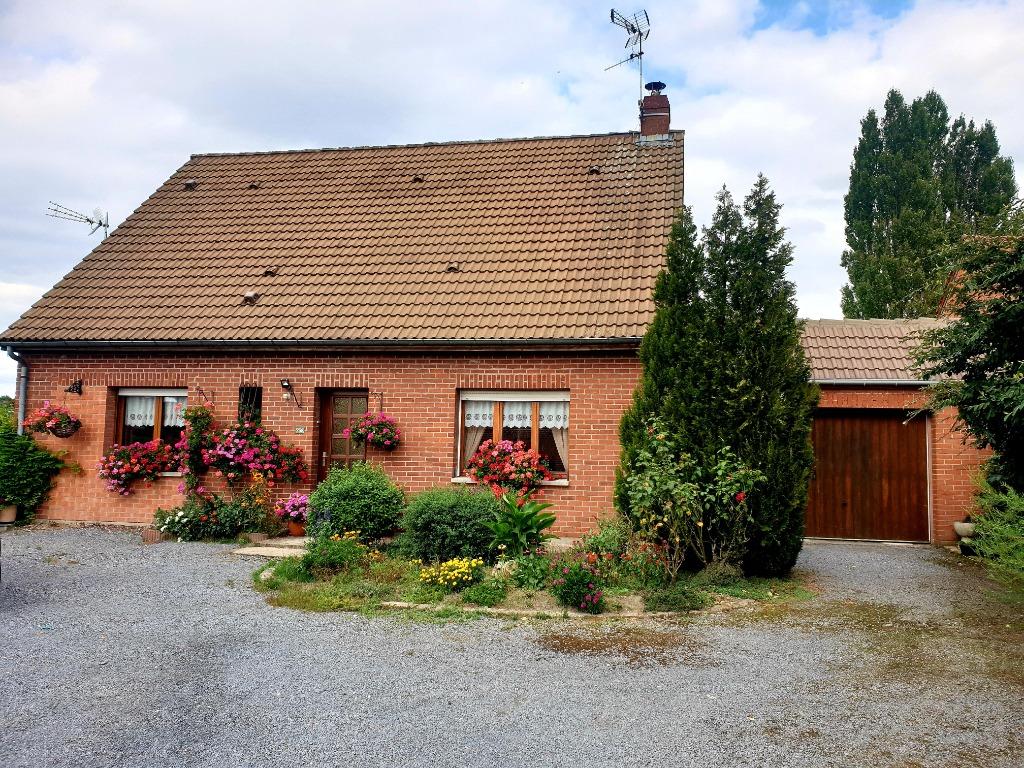 Vente maison 59226 Lecelles - Maison individuelle Lecelles
