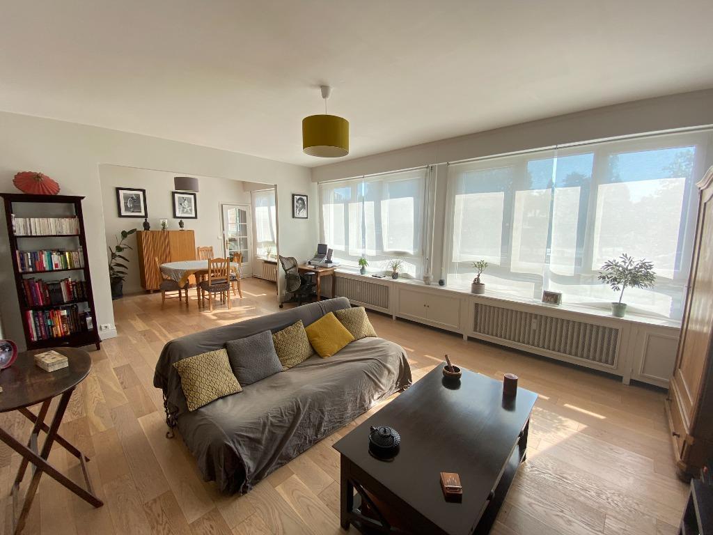 Vente appartement - Wasquehal proche tram, appartement 3 chambres et garage