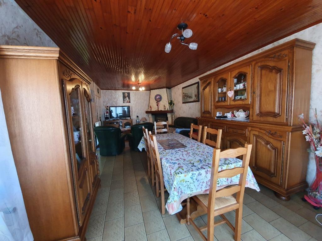 4 chambres et 1 bureau secteur Herrin