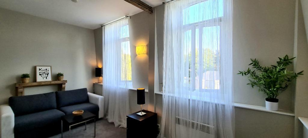 Vente immeuble - Spécial investisseur: 3 studios meublés - 6%  de rentabilité