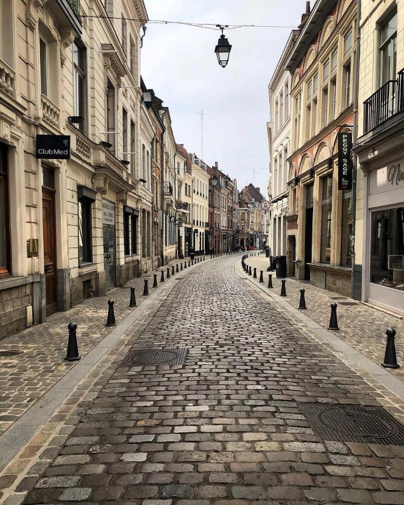 Location parking 59000 Lille - Garage dans résidence sécurisée - Prince de Soubise