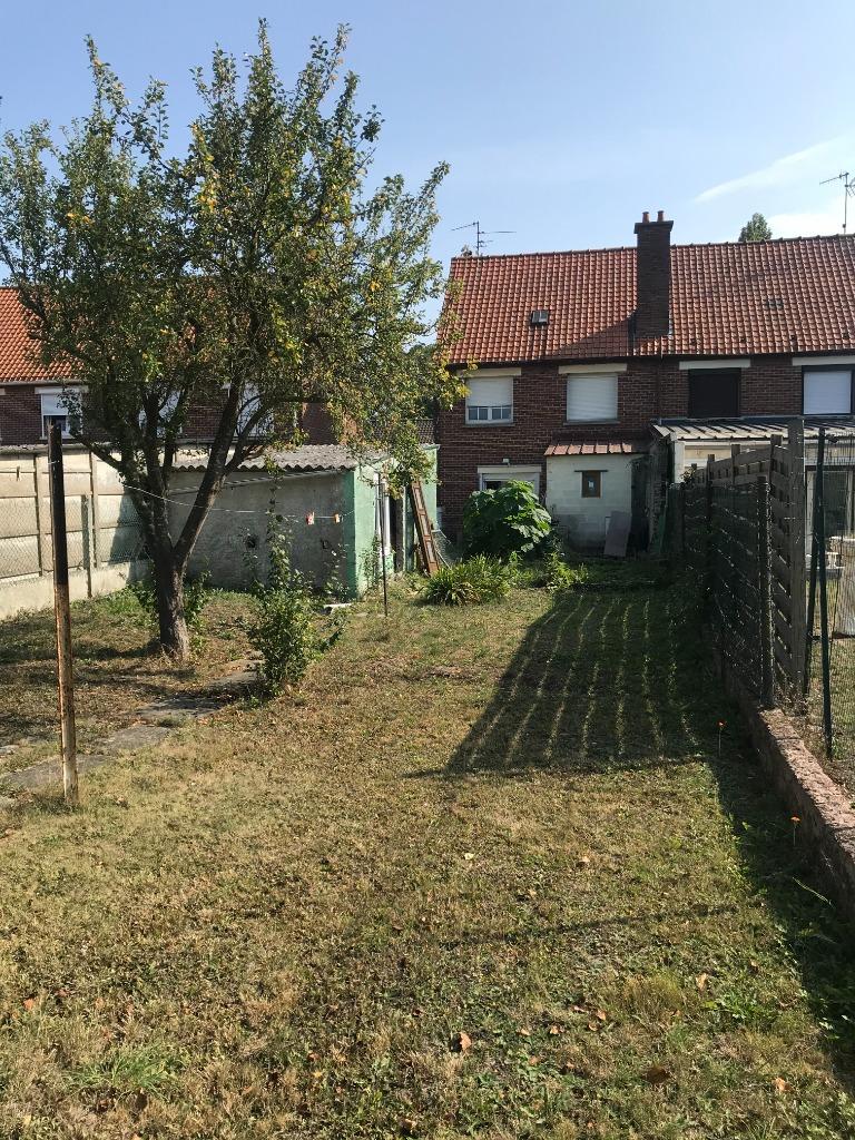 Vente maison 59320 Radinghem en weppes - superbe semi individuelle  à remettre au gout du jour