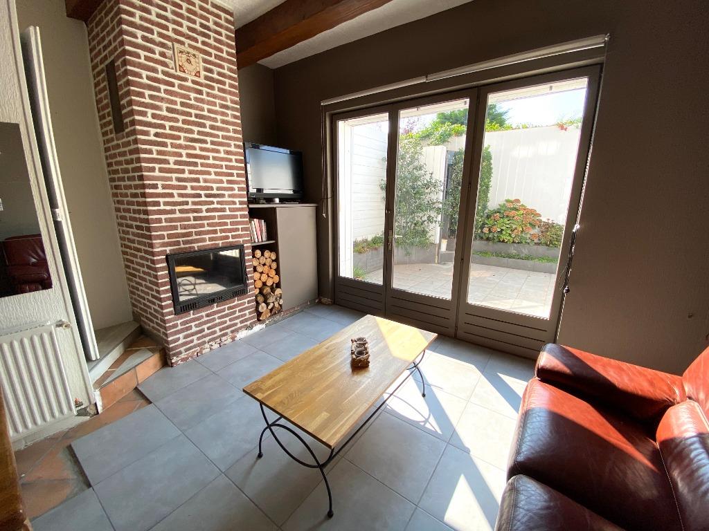 Vente maison 59650 Villeneuve d ascq - Maison 90m2 cour 3 chambres LE SART