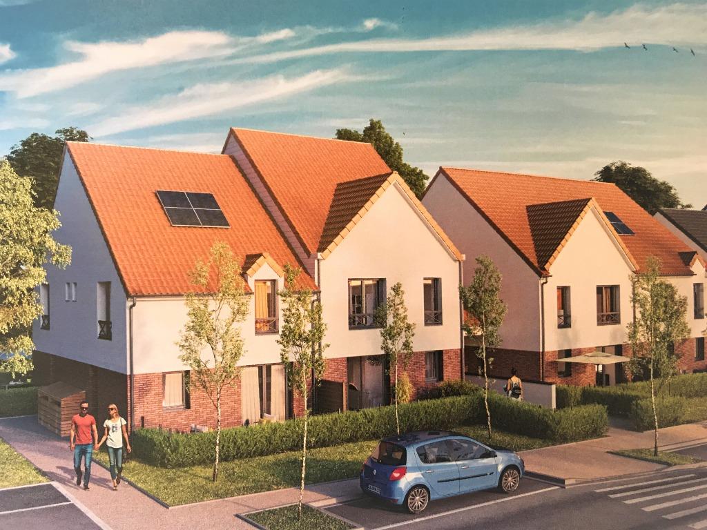 HEM - Maison Appartement 2 chambres avec jardin et parking