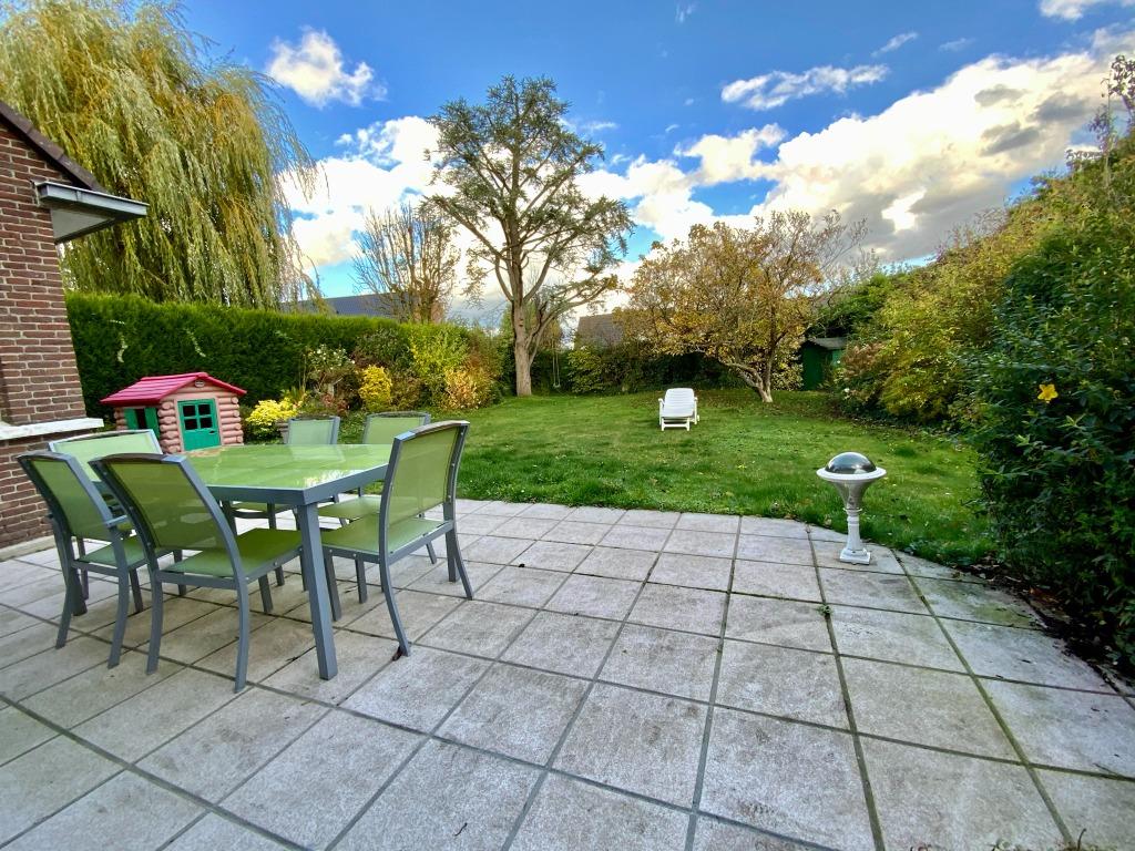 Vente maison - Individuelle 4 chambres, garage, jardin