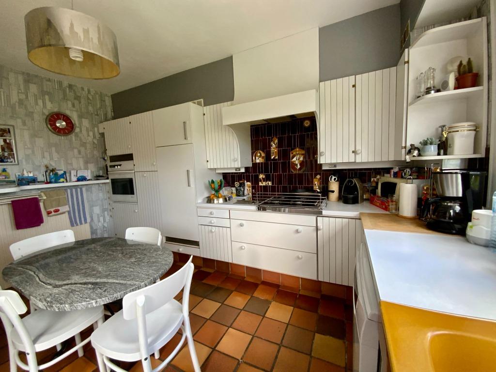 Individuelle 4 chambres, garage, jardin
