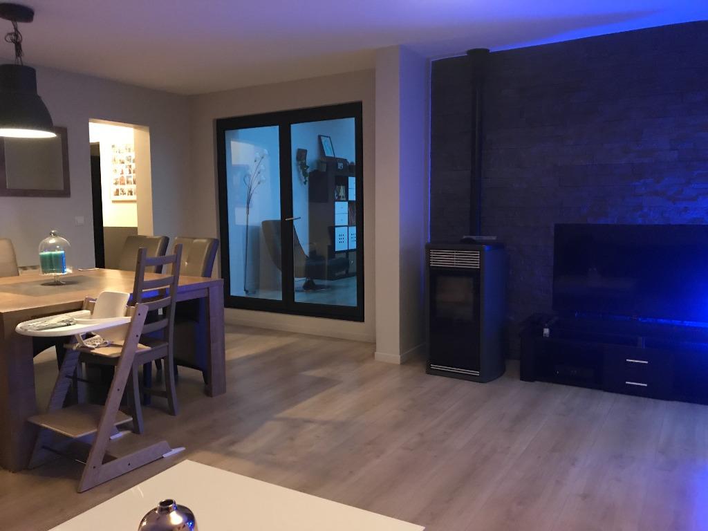 Vente appartement - COUSINERIE - Appartement 100m2 - 2 ou 3 chambres et garage
