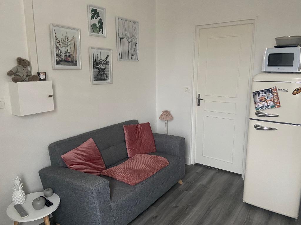 SAINGHIN EN WEPPES 59184 Bel appartement type 2