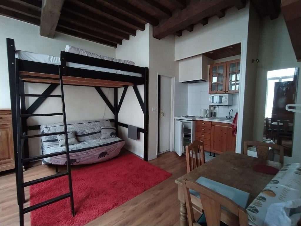 Location appartement - Studio meublé Vieux Lille