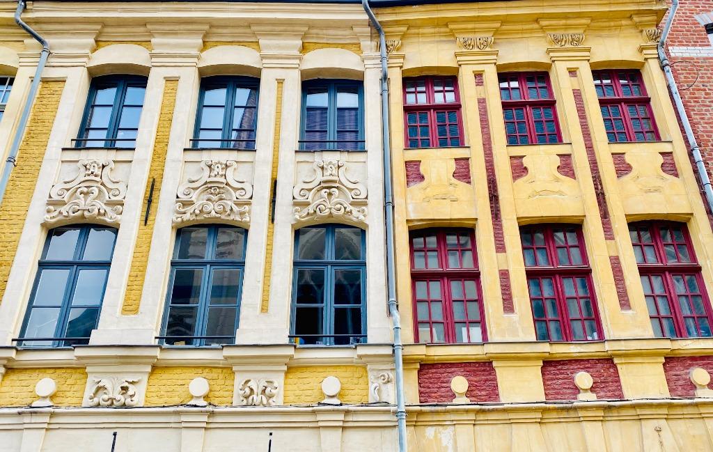 Vente bureaux 59000 Lille - Atelier d'artiste dans le Vieux Lille