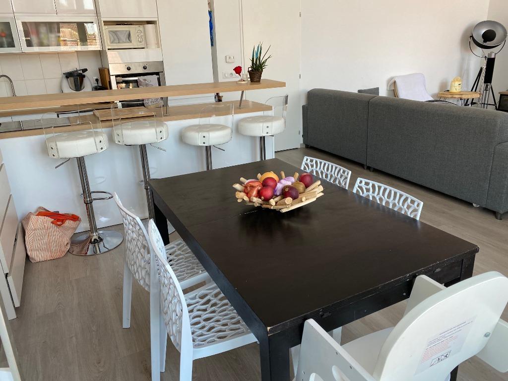 Vente appartement - HELLEMMES - Appartement T3 parking et jardin partagé