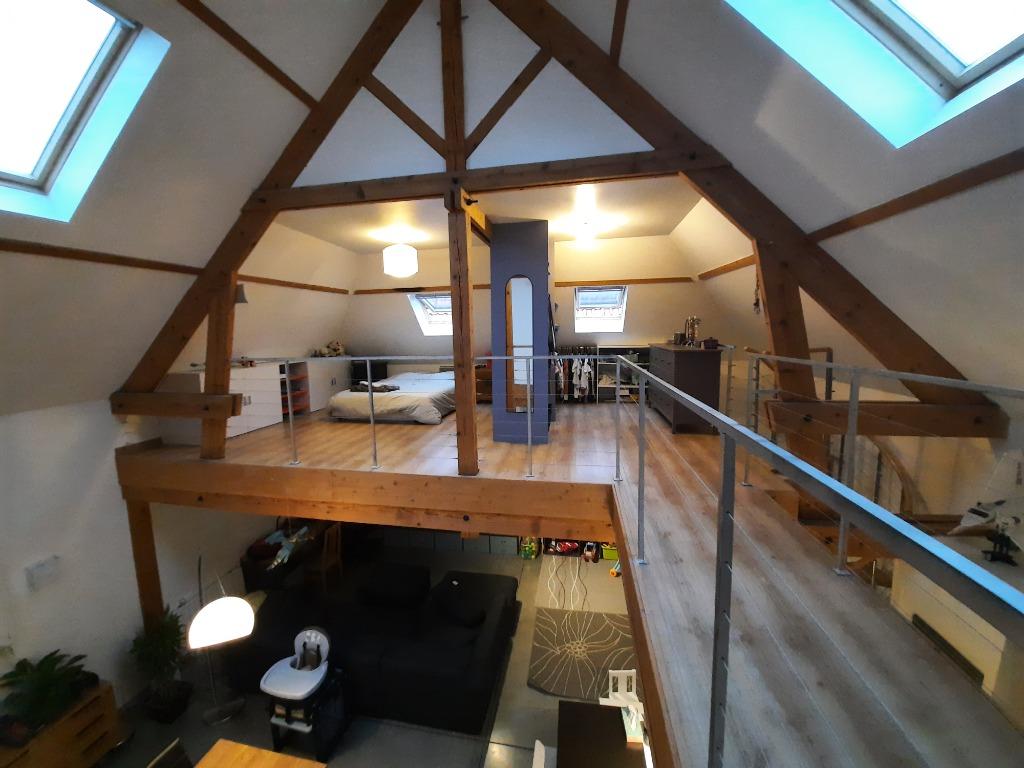 Vente maison 59251 Allennes les marais - LOFT 110 m²