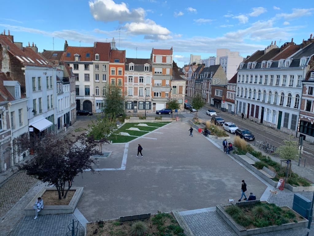 Vente appartement - Duplex au cœur du Vieux Lille à rénover