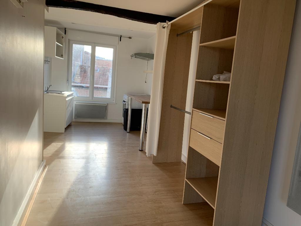 Duplex au cœur du Vieux Lille à rénover