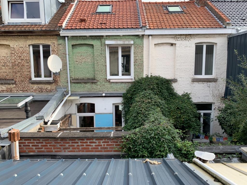 LILLE Moulins, maison 2 chambres
