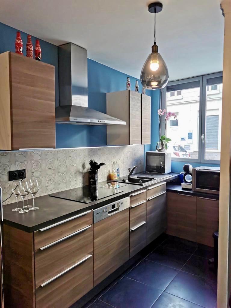 Vente appartement 59000 Lille - Vieux-Lille T2 rénové et meublé en duplex inversé