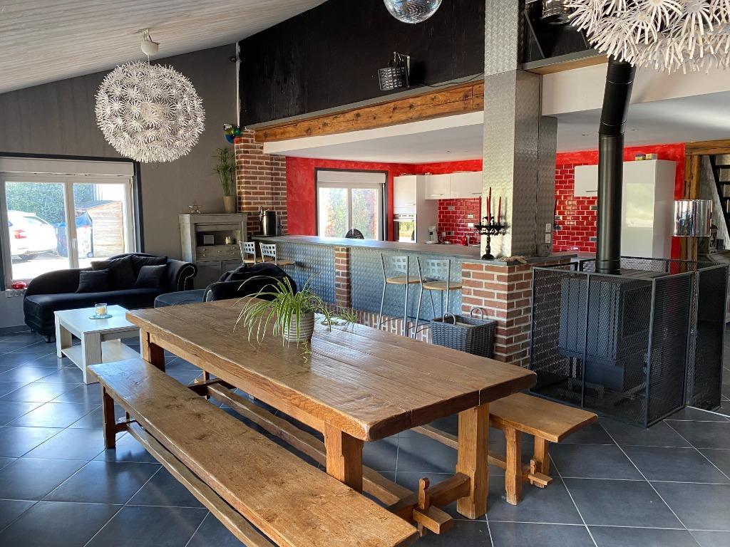 Vente maison - AUCHY LEZ ORCHIES - Maison de maître idéale investisseurs