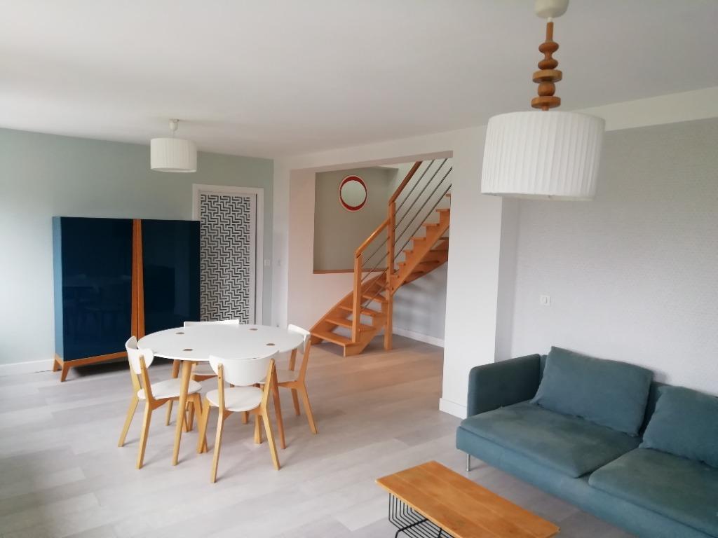 Vente appartement - En exclusivité, beau duplex, 3 chambres, parking