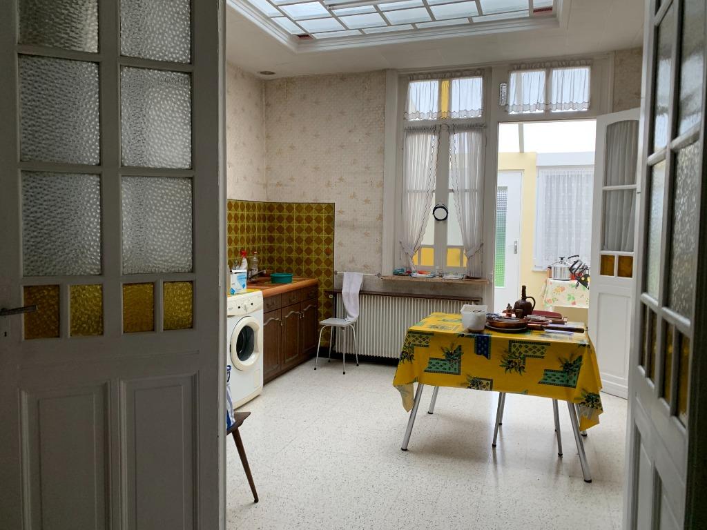 Vente maison - Maison 3 chambres La Madeleine