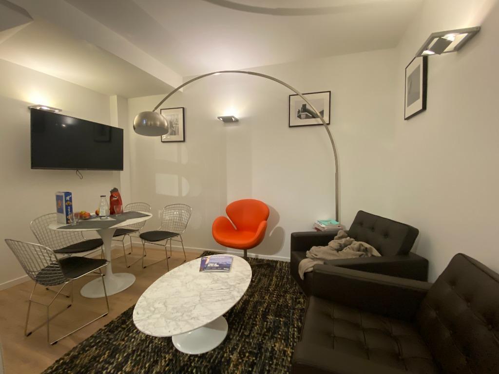Location appartement - Appartement duplex refait à neuf Vieux Lille