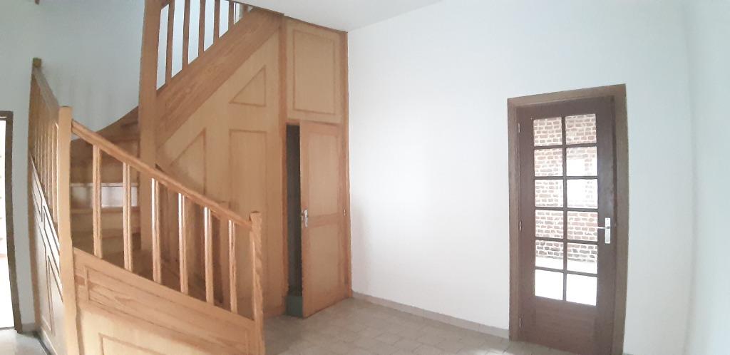 HAUBOURDIN 59320 Grande maison de 140 m2 habitable