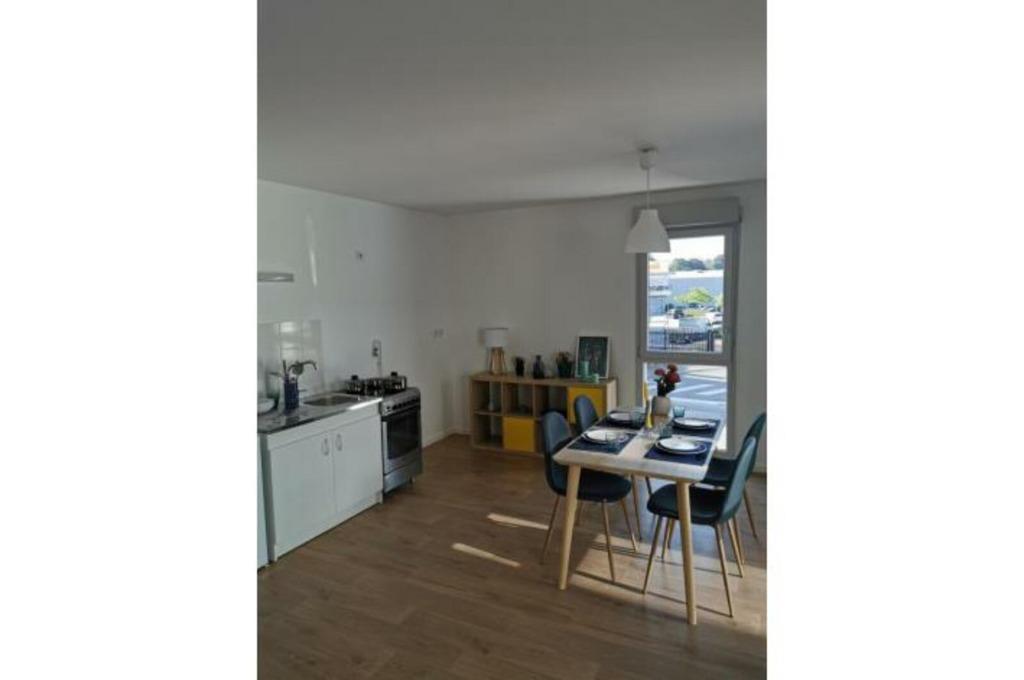 Vente appartement - HAUBOURDIN - Appartement T2 neuf - DISPO DE SUITE