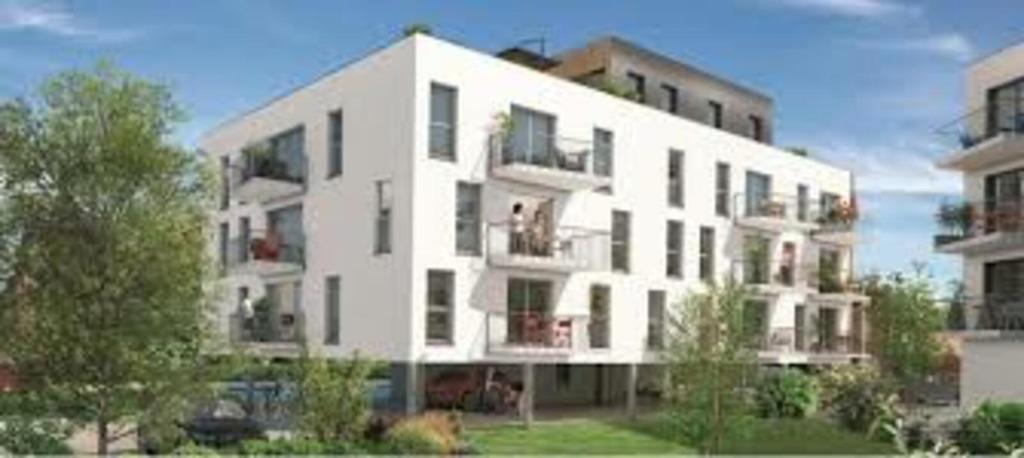 HAUBOURDIN - Appartement T4 neuf - DISPO DE SUITE