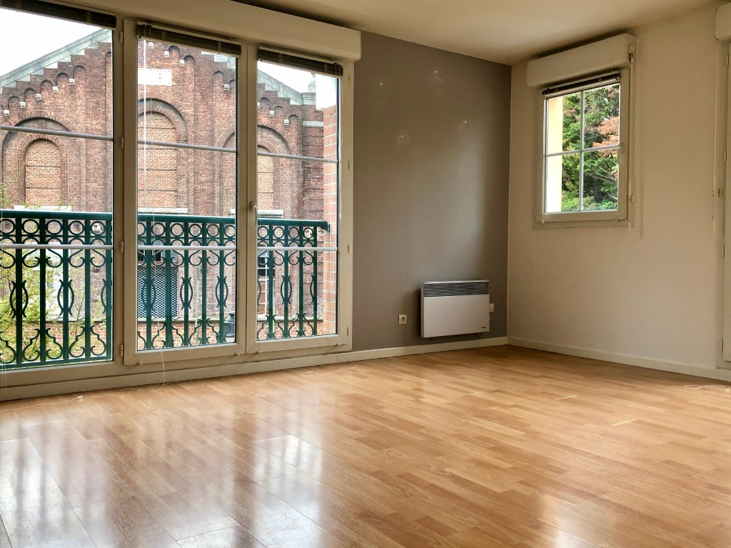 Vente appartement 59000 Lille - Vieux-Lille Grand T3 terrasse-garage-cave