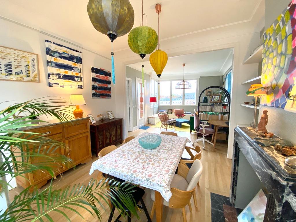 Vente appartement 59000 Lille - T3 de 89m2 Quai du wault