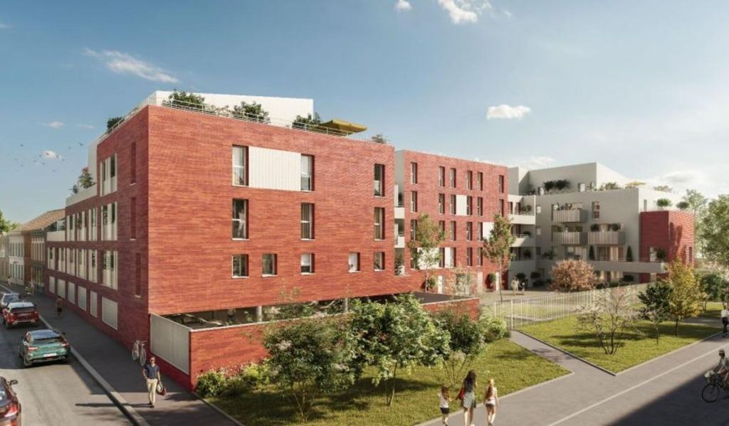 LYS LEZ LANNOY - Appartement T4 éligible Pinel