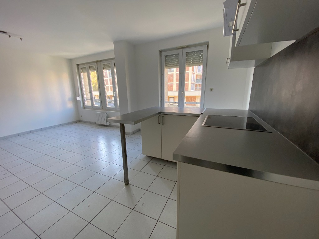 Vente appartement 59000 Lille - Type 3 Lumineux