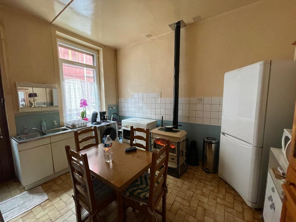 Vente maison 59000 Lille - Double Maison de Courée