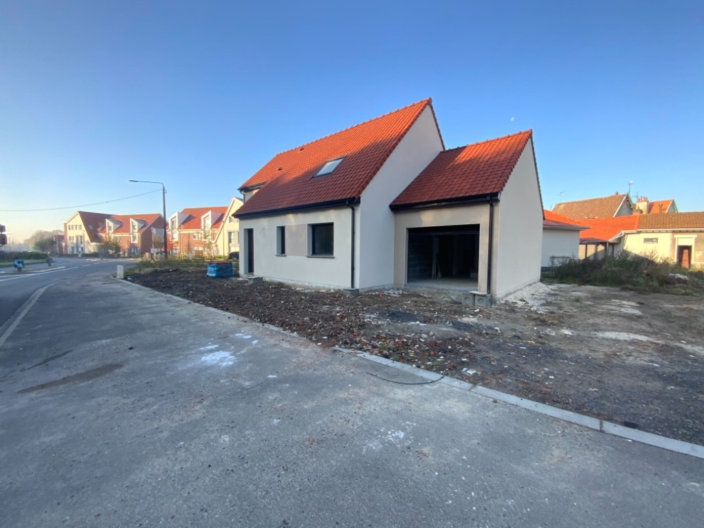 Vente maison 59160 Lomme - Maison neuve lomme