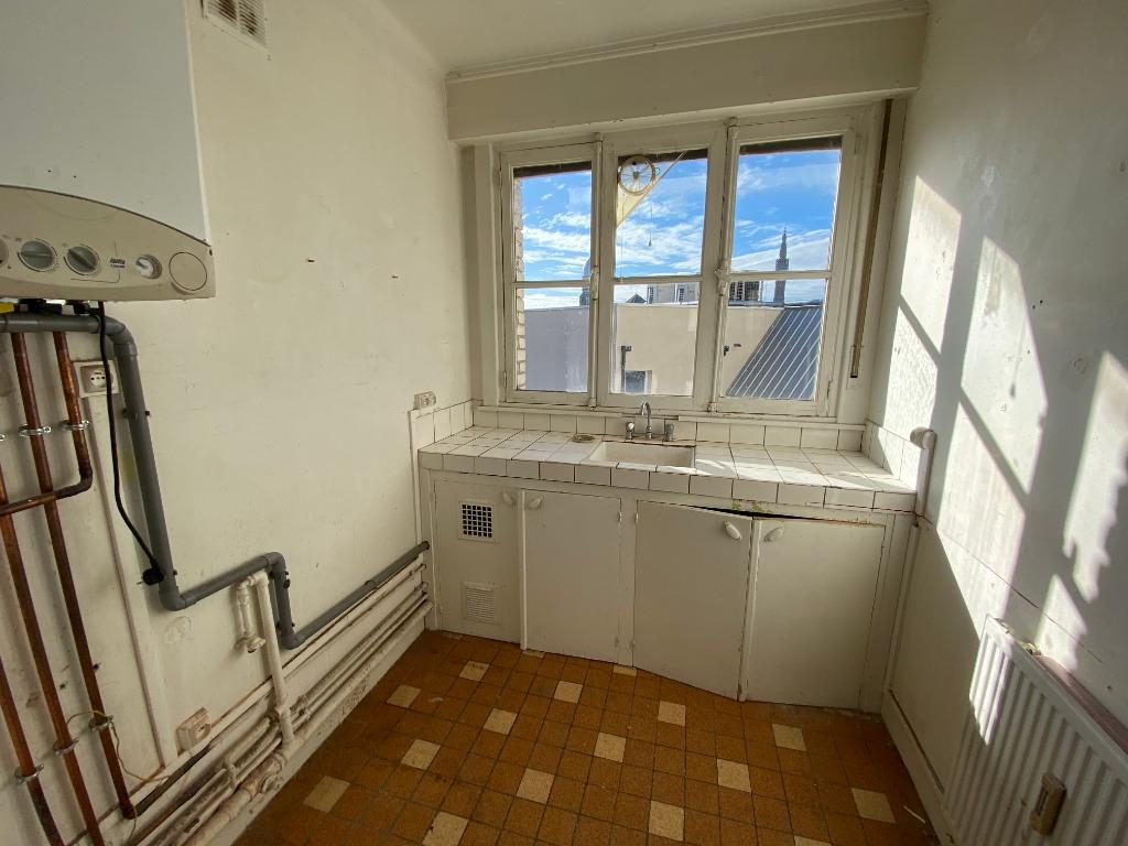 Vente appartement 59000 Lille - Lille Centre T3 idéal investisseur