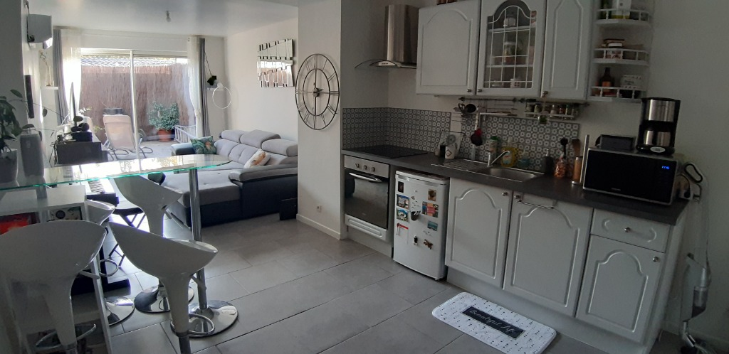 Vente maison 59120 Loos - LOOS 800 m CHR belle 1930 entièrement refaite..2 chambres..
