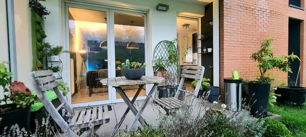 Vente appartement - Joli Appartement type 3 avec jardin et parking