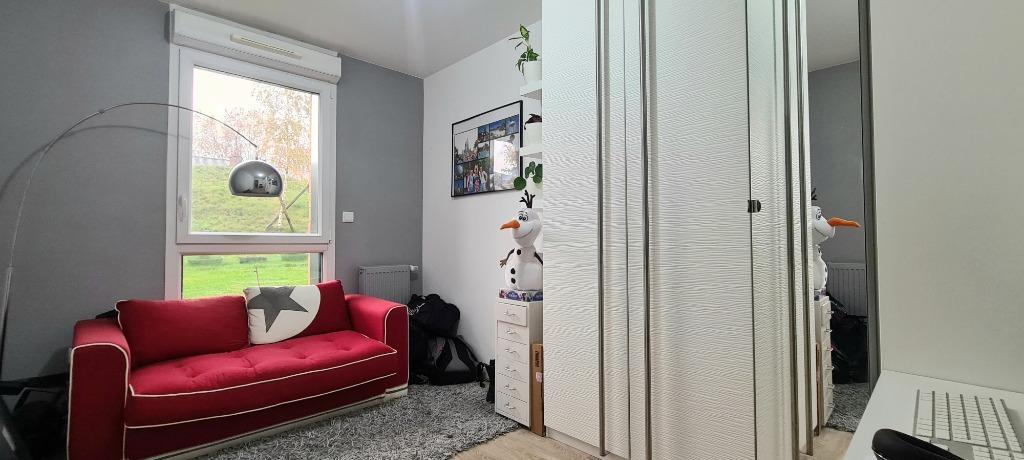 Joli Appartement type 3 avec jardin et parking