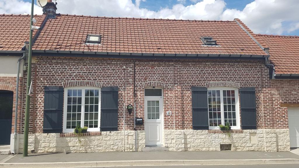 Vente maison 62410 Benifontaine - Longère entièrement rénovée