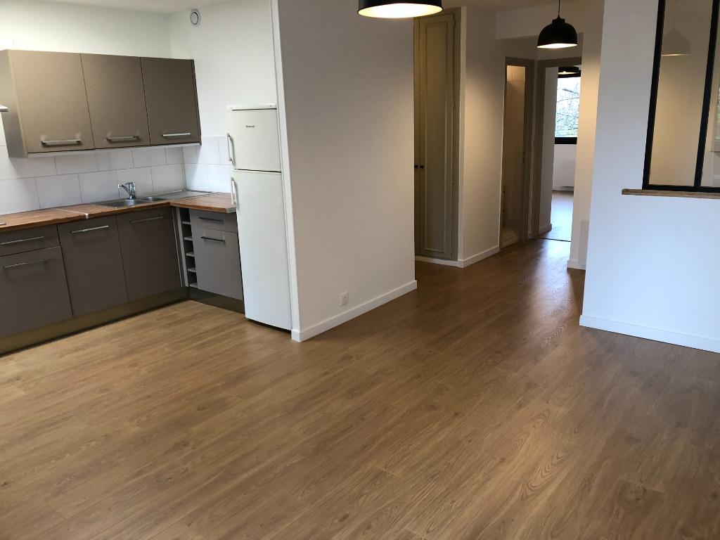 Vente appartement - MARCQ-EN-BAROEUL Croisé Laroche - T2 avec balcon