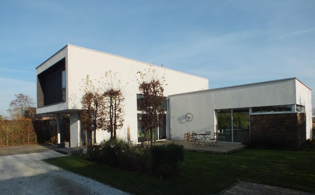 Maison individuelle 4 chambres 190 m²