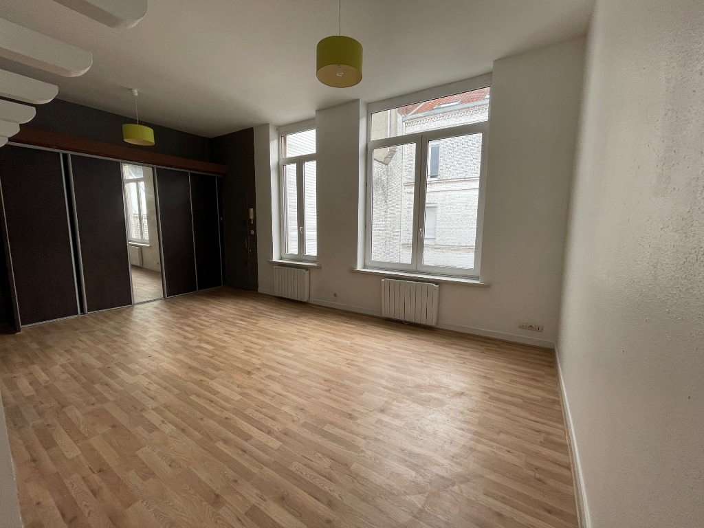 Vente appartement 59000 Lille - Type 2 bis avec parking
