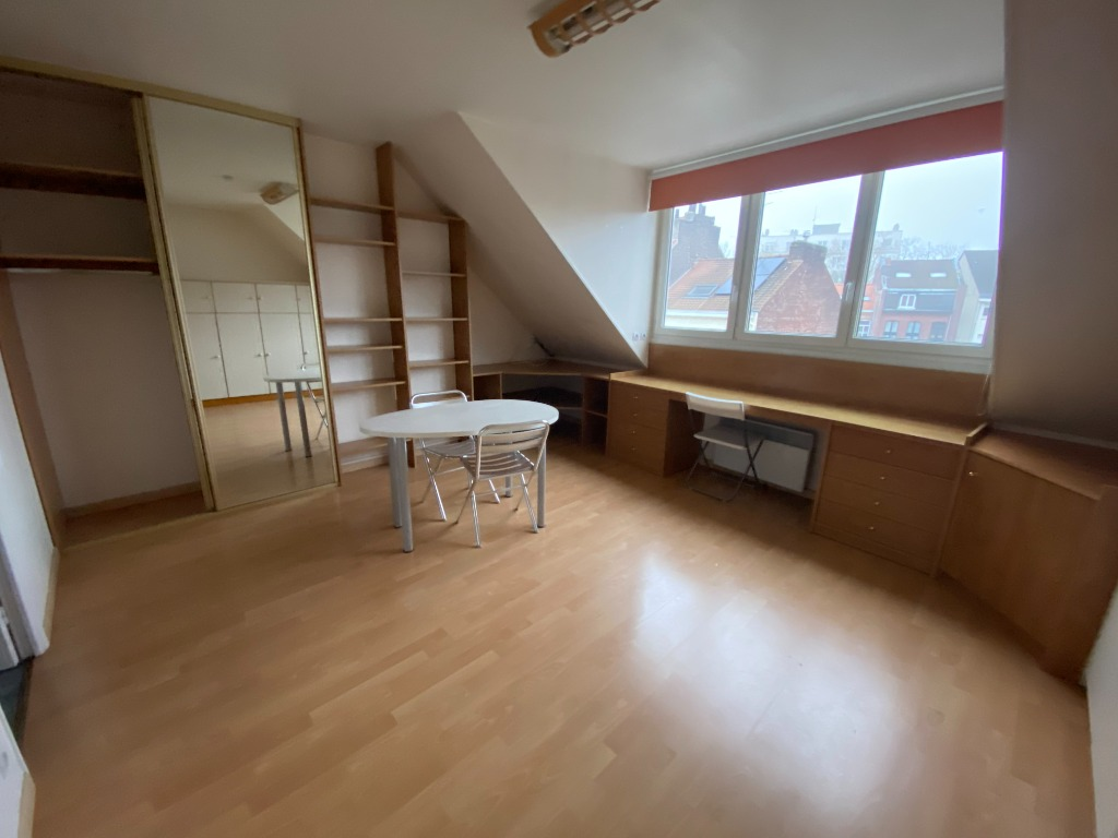 Vente appartement 59000 Lille - F1 Cormontaigne