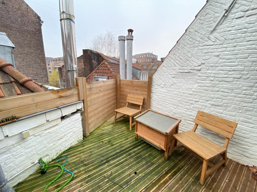 Vieux Lille, ensemble immobilier commerce/habitation