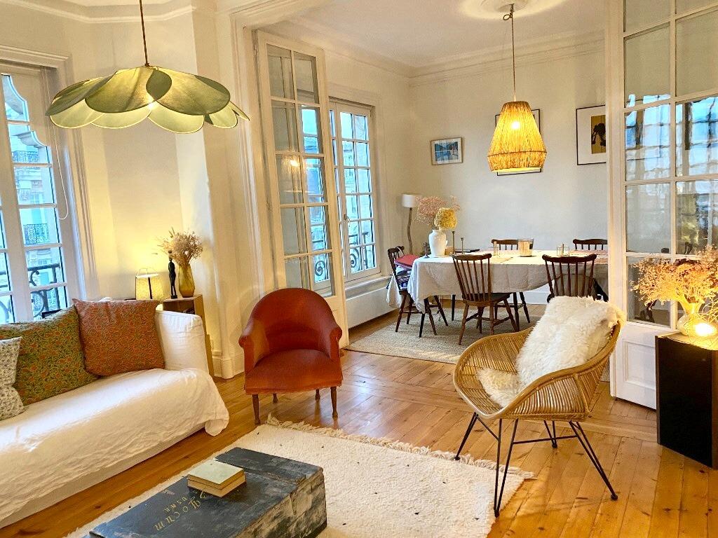 Vente appartement - Lille Opéra - Appartement bourgeois T3 + bureau
