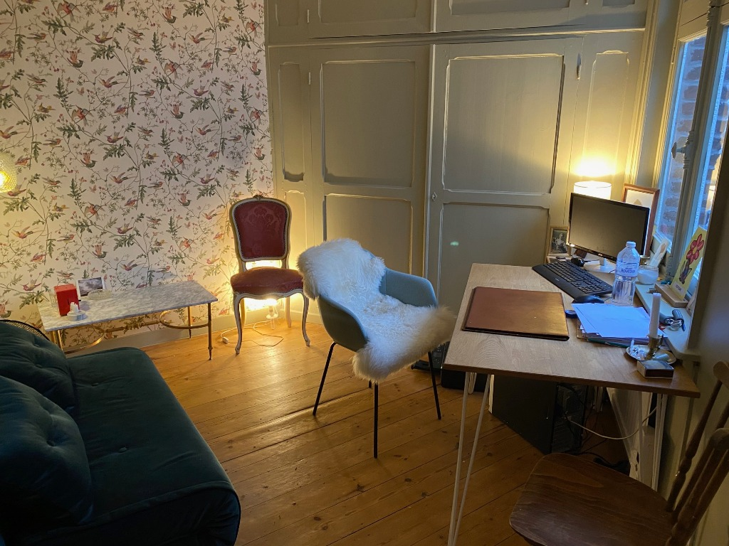 Lille Opéra - Appartement bourgeois T3 + bureau