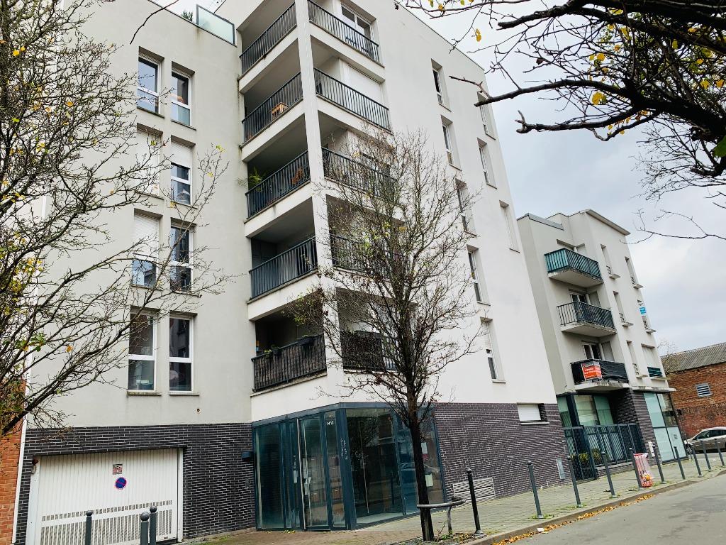 Vente appartement - Exclusivité au coeur de Wazemmes, beau type 3 parking
